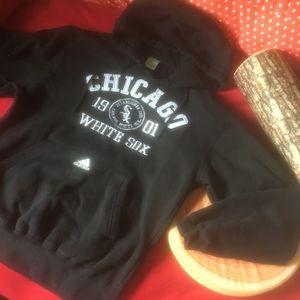 ⚾️ adidas chicago white sox hoodie ⚾️